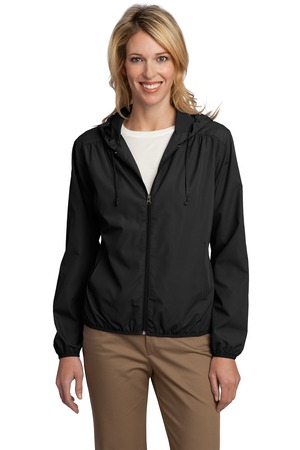 Port Authority® L305 Ladies Hooded Essential Jacket