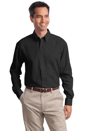 Port Authority® S632 Long Sleeve Value Poplin Shirt