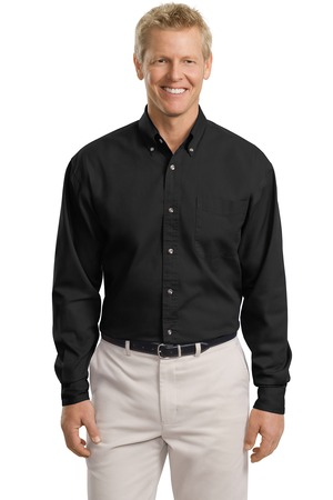 Port Authority® TLS600T Tall Long Sleeve Twill Shirt