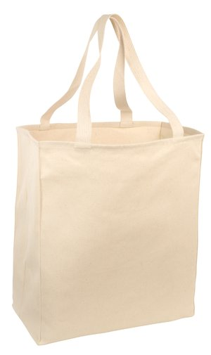 Port & Company® B110 - Over-the-Shoulder Grocery ...