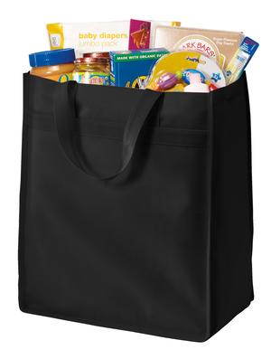 Port Authority® B159 Standard Polypropylene Grocery Tote
