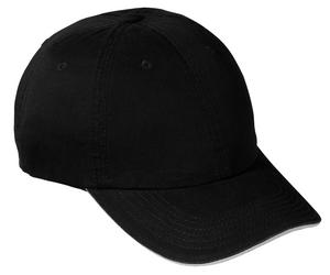 Port & Company® CP79 Washed Twill Sandwich Bill Cap