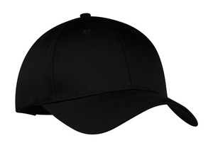 Port & Company® CP80 Six-Panel Twill Cap