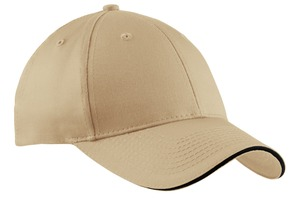 Port & Company® CP85 Sandwich Bill Cap