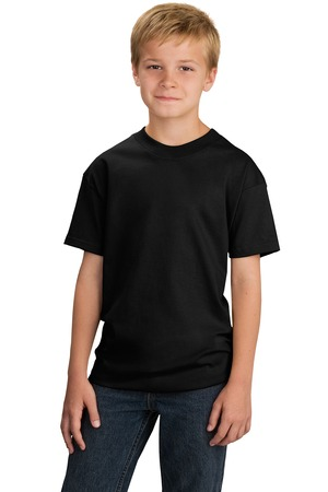 Port & Company® PC50YORG Youth Organic Cotton T-...