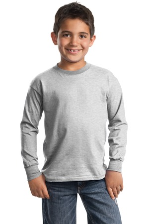 Port & Company® PC61YLS Youth Long Sleeve Essential T-Shirt