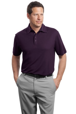Red House® RH49 Contrast Stitch Performance Pique Polo