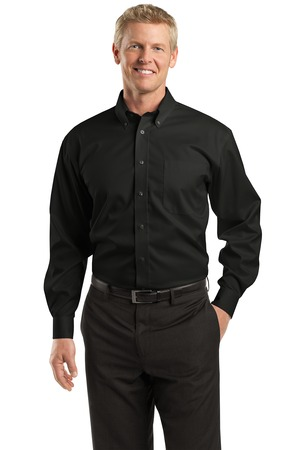 Red House® RH60 Dobby Non-Iron Button-Down Shirt