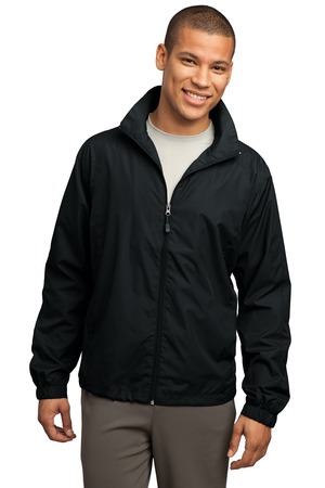 Sport-Tek® JST70 Full-Zip Wind Jacket