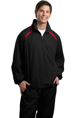 Sport-Tek® JST75 1/2-Zip Wind Shirt