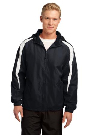 Sport-Tek® JST81 Fleece-Lined Colorblock Jacket