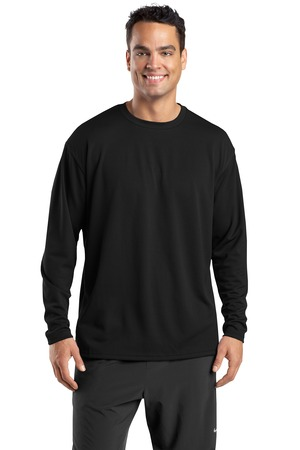 Sport-Tek® K368 Dri-Mesh® Long Sleeve T-Shirt