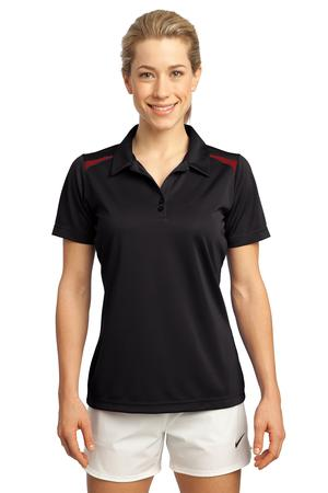 Sport-Tek® LST670 Ladies Vector Sport-Wick® Polo
