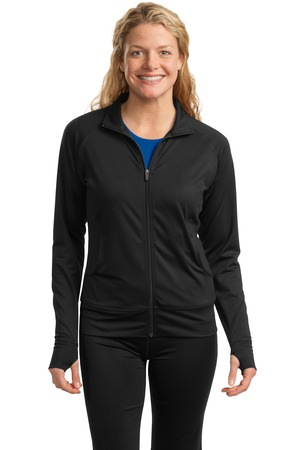 Sport-Tek® LST885 Ladies NRG Fitness Jacket