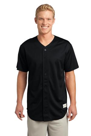Sport-Tek® ST220 PosiCharge Tough Mesh™ Full-Button Jersey