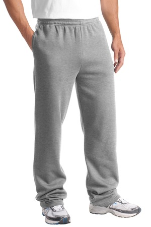 Sport-Tek® ST257 Open Bottom Sweatpant