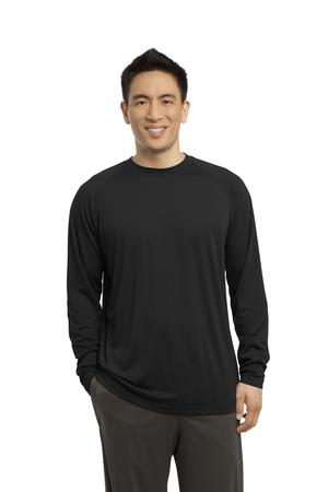 Sport-Tek® ST700LS Long Sleeve Ultimate Performance Crew