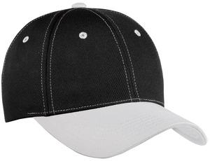 Sport-Tek® STC14 Sport-Wick® Contrast Bill Cap