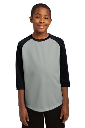 Sport-Tek® YST205 Youth PosiCharge™ Baseball Jersey