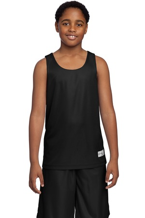 Sport-Tek® YT550 Youth PosiCharge Mesh™ Reversible ...
