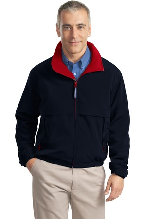 click to view Dark Navy/Red