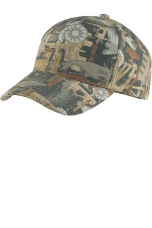 Port Authority 174 C855 Pro Camouflage Series Cap Headwear