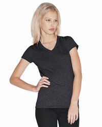 Bella 6035 - Jersey Deep V-Neck T-Shirt