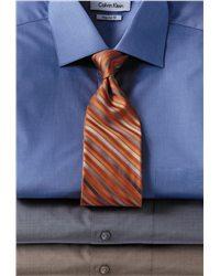 Calvin Klein 13CK025 - Chintz End-on-End Shirt