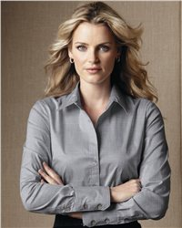 Calvin Klein 13CK026 - Ladies' Chintz End-on-End Shirt