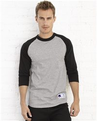 Champion T137 - Raglan Baseball T-Shirt