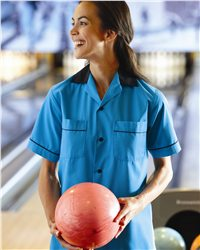 Hilton HP2244-GM Legend Bowling Shirt