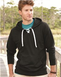J. America 8231-Sport Lace Jersey Hooded Pullover