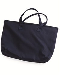 Liberty Bags 8863-10 Ounce Canvas Tote with Zipper Top ...