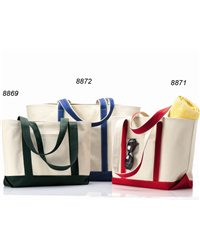 Liberty Bags 8869-11 Ounce Cotton Canvas Tote