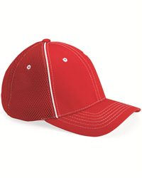 Magic 5098-Contrast Stitched and Piped Air Mesh Cap