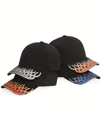 Magic 9047-Fire Brim Cap
