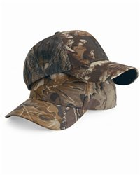 Outdoor Cap 401PC-Classic Solid Cap with Velcro