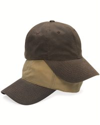 Outdoor Cap WAX606-Waxed Cotton Canvas Cap