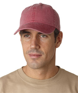 Adams GM102-Essentials Pigment-Dyed Unconstructed Cap