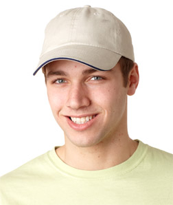 Adams ES102-Essentials Sandwich Unconstructed Cap