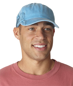 Adams LPWS1-Cotton Pigment-Dyed Resort Windsurfer Cap