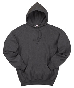 Badger 1354-Adult Heavyweight Hooded Sweatshirt