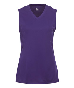 Badger 2163 - B-Core Girls Sleeveless Tee