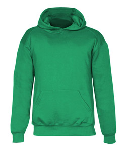 Badger 2254-Youth Hooded Sweatshirt