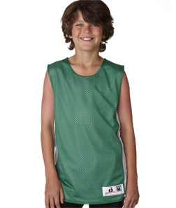 Badger 2559-Youth Mesh/Dazzle Reversible Poly Tank