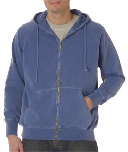 Chouinard 1563-Adult Full-Zip Hooded Sweatshirt