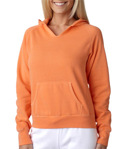 Chouinard 1595-Ladies Hooded Sweatshirt