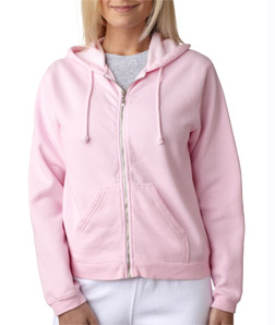 Chouinard 1598-Ladies Full-Zip Hooded Sweatshirt