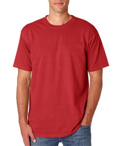 Chouinard 1717-Adult Ring-Spun Garment-Dyed Cotton Tee
