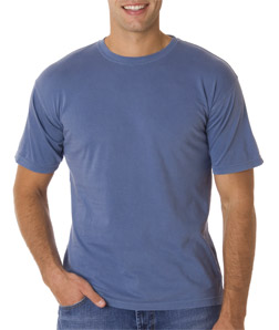 Chouinard 4017-Adult Combed Garment-Dyed Ring-Spun Cotton ...